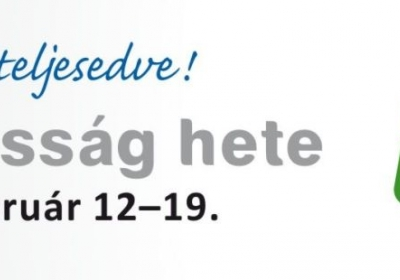 Házasság Hete 2017.02.10-19.