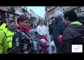 Páros futás - Házasság hetén Kaposváron