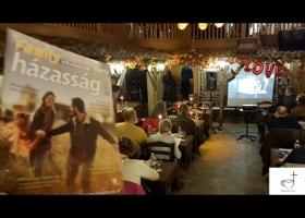 Házasság Hete 2017 - Rendhagyó randevú a Trattoriában