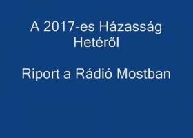 Rádió interjú Házasság Hetéről Kaposvár